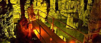 Пещера Зевса на Крите доступна несколько часов в день
