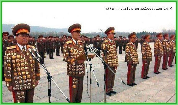 Пограничники - Северная Корея Открывает границы для туристов