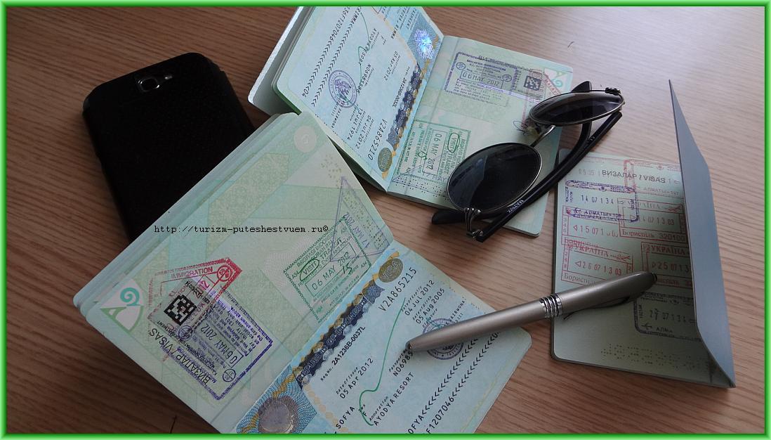 Какие бывают визы - различают множество типов виз