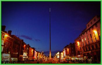 И не забудьте сделать фото на фоне Дублинской иглы