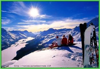 Как отдохнуть в зимние каникулы - между поклонниками сноуборда и адептами горных лыж существует настоящий идеологический конфликт