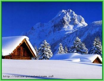 Как отдохнуть в зимние каникулы, когда Зима раскрыла снежные объятья