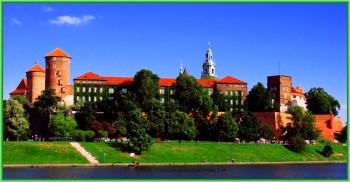 Краков - знакомство с городом начинается с Вавельского замка (Wawel Castle)