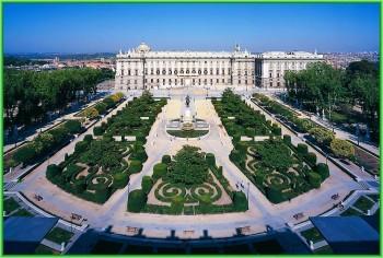 Парк Касадель Кампо считается самым большим и самым древним парком Мадрида