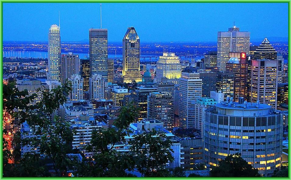 Монреаль канада фото