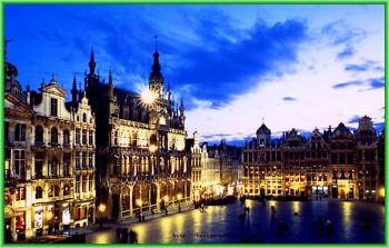 Самой красивой и самой большой площадью в мире считается Гранд Плас в Брюсселе