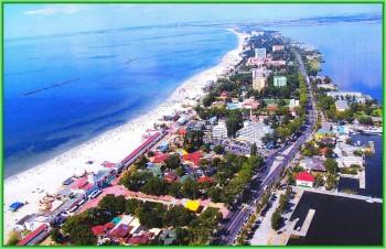 Румыния - курорт Мамая (Mamaia) на Черноморском побережье