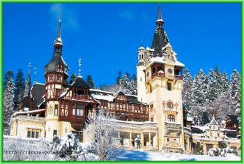 Предял (Румыния) — это не слишком большой курортный город