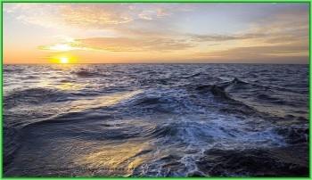 Список всех морей Атлантического океана - второго по величине океана на планете