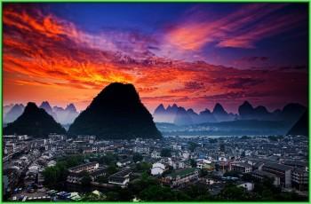 Яншо известен не только красотой и живописными окрестностями - издревле этот город был прибежищем даосов