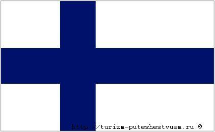 Финляндия флаг - finland-flag