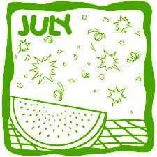 Календарь путешествий июль - july-worldwide