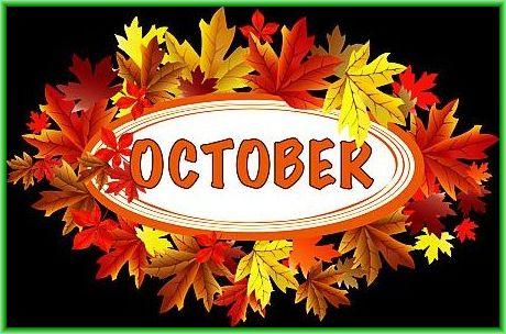 Календарь путешествий по миру в октябре - куда лучше поехать - october-worldwide