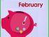 Календарь путешествий по всему миру - куда поехать в феврале - february-worldwide