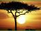 Климат Эфиопии - закат в Эфиопском нагорье - klimat-efiopii-zakat-nagorie