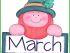 Календарь путешествий по всему миру - март - куда можно поехать в марте - march-worldwide