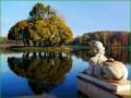 по паркам столицы - октябрь