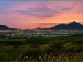 Пятигорск КавМинВоды - вечерняя панорама фото