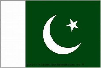 Пакистан флаг фото