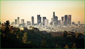 По Калифорнии с детьми - Лос-Анджелес фото