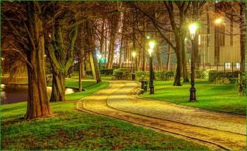 Путешествие по Бельгии - Леопольд-парк в Брюсселе фото