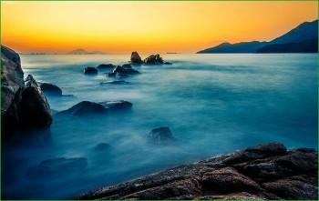 путешествие на Остров Ламмы в октябре в Гонконге фото