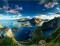 Норвегия - фото природы - норвежские фьорды
