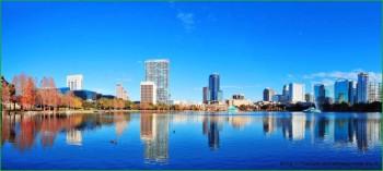 Флорида в феврале - Орландо - фото