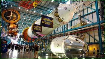 В Космическом центре НАСА в Орландо - фото