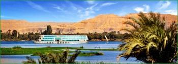 По Нилу в феврале на корабле фото