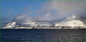Апрельский Хоннисвог Норвегия фото