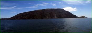 остров Фернандина Галапагосы фото