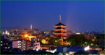 Киото в апреле фото