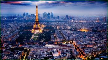 Поездка в Париж в апреле фото