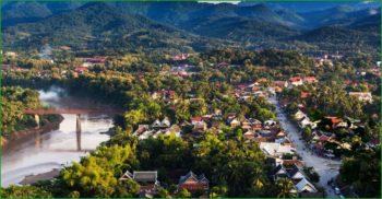путешествие в Луанг-Прабанг в декабре фото