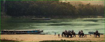 Путешествие в Луанг-Прабанг по реке Меконг фото