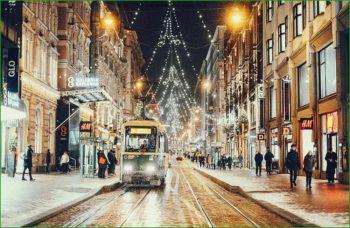 Поездка в Хельсинки в декабре на Рождество фото