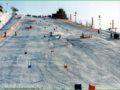 Трасса на горнолыжном курорте Кант в Москве фото