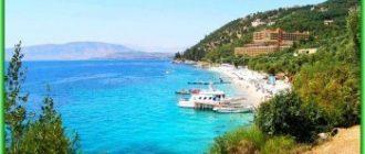 Албания построит элитную курортную зону в Pishë Poros