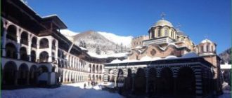 Древняя архитектура Болгарии