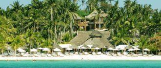 Остров Панай - Филиппины