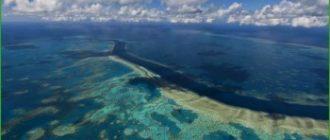 Большой Барьерный Риф - Австралия