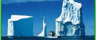 Аллея Айсбергов у берегов Канады вновь полна льдом