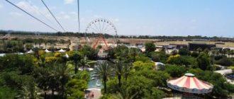 Суперленд Израиля - парк развлечений в Ришон-Ле-Ционе