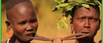 Что в Кении разрешено, или как надо там себя вести