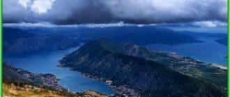 Подводные экскурсии в Которской бухте Черногории
