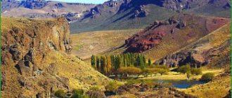 Путешествие в Аргентинские Анды на курорт Мендоза в июле