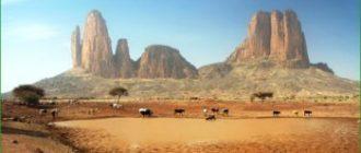 Мали - путешествие в октябре