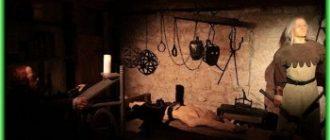 Музей Пыток в Амстердаме