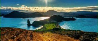 Путешествие на Галапагосские острова в апреле